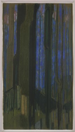 Study in Verticals (The Cathedral)