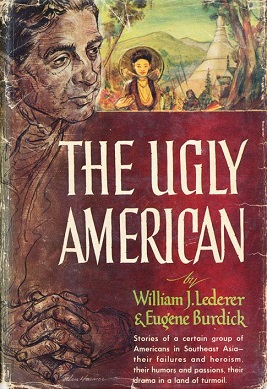 the cover of The Ugly America